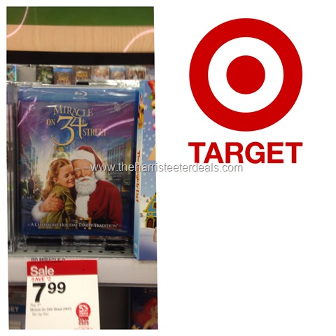 Holiday Highlights: Target Deals (Great prices on Christmas Movies ...
