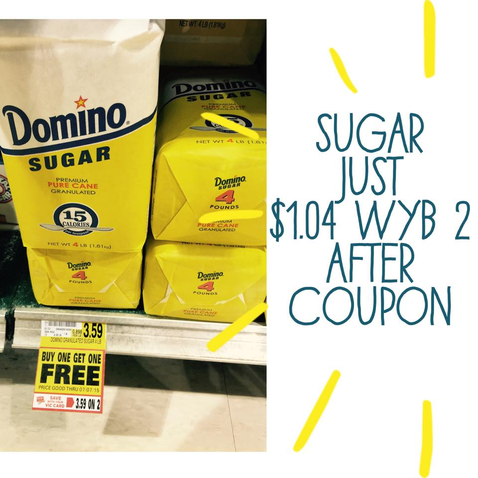 Coupon for dominos sugar