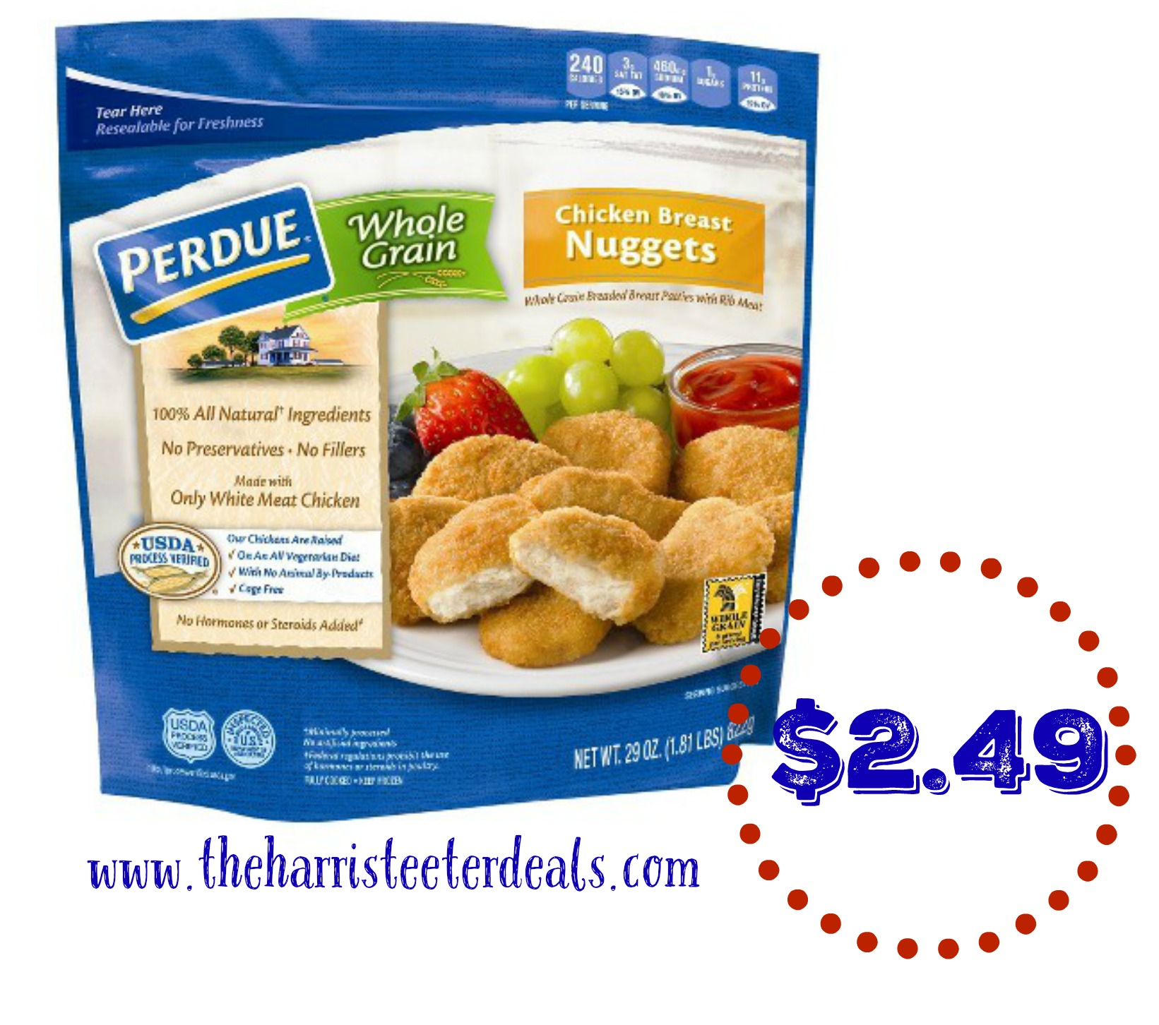 Nuggets Deal: Perdue Nuggets Buy One Get One FREE + Coupon!