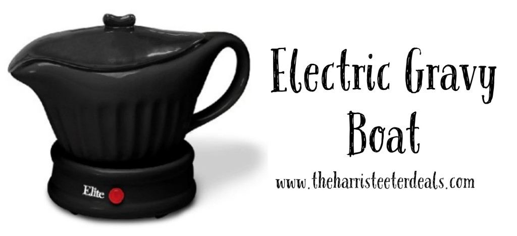 Electric Gravy Boat ~ Electric gravy warmer only lowest price the