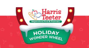 Harris Teeter Wonder Wheel Game {Win prizes up to $1,000 gift card ...