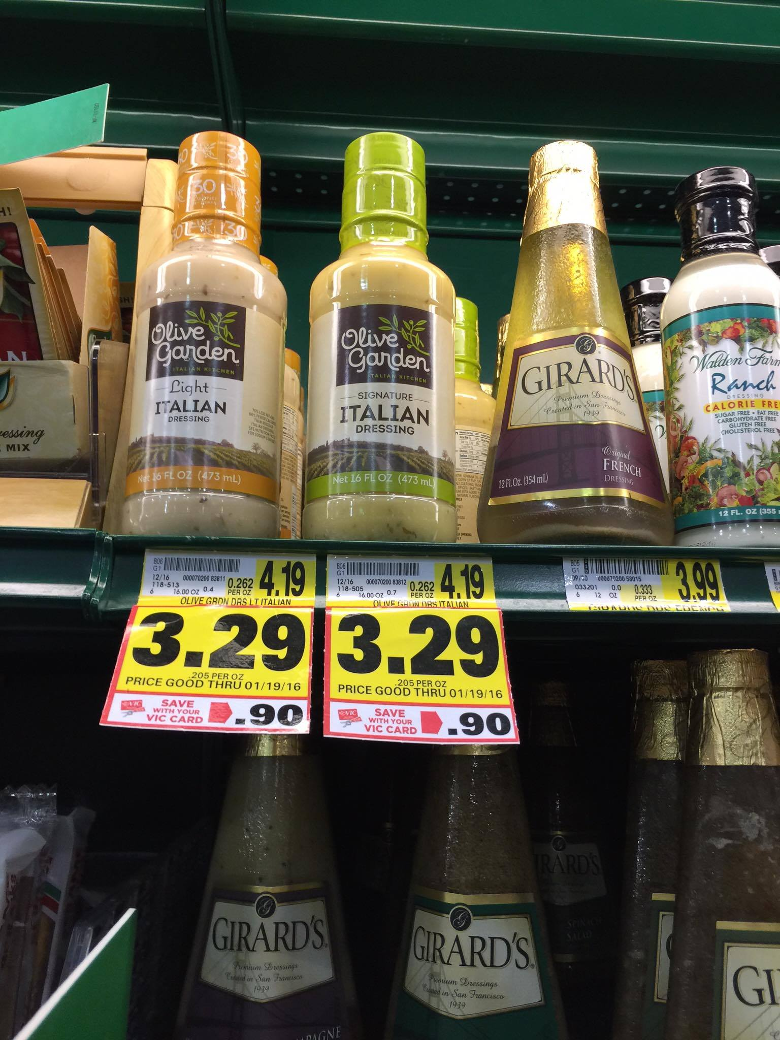 olive garden salad dressing sale coupon - Olive Garden Salad Dressing