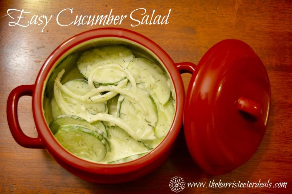 easycucumbersalad