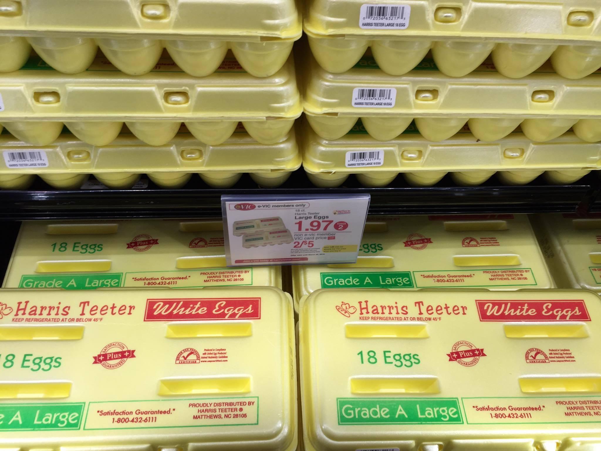 HT eggs