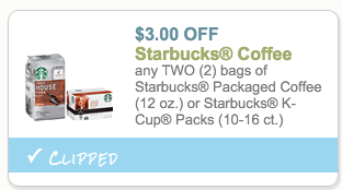image about Starbucks K Cups Printable Coupons named Printable coupon codes for starbucks k cups : Perfect 19 television bargains
