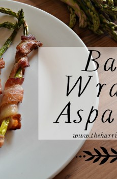Bacon Wrapped Asparagus {Deals to Meal}