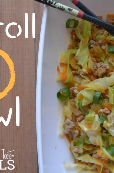 Egg Roll In a Bowl Recipe {Deals to Meals}