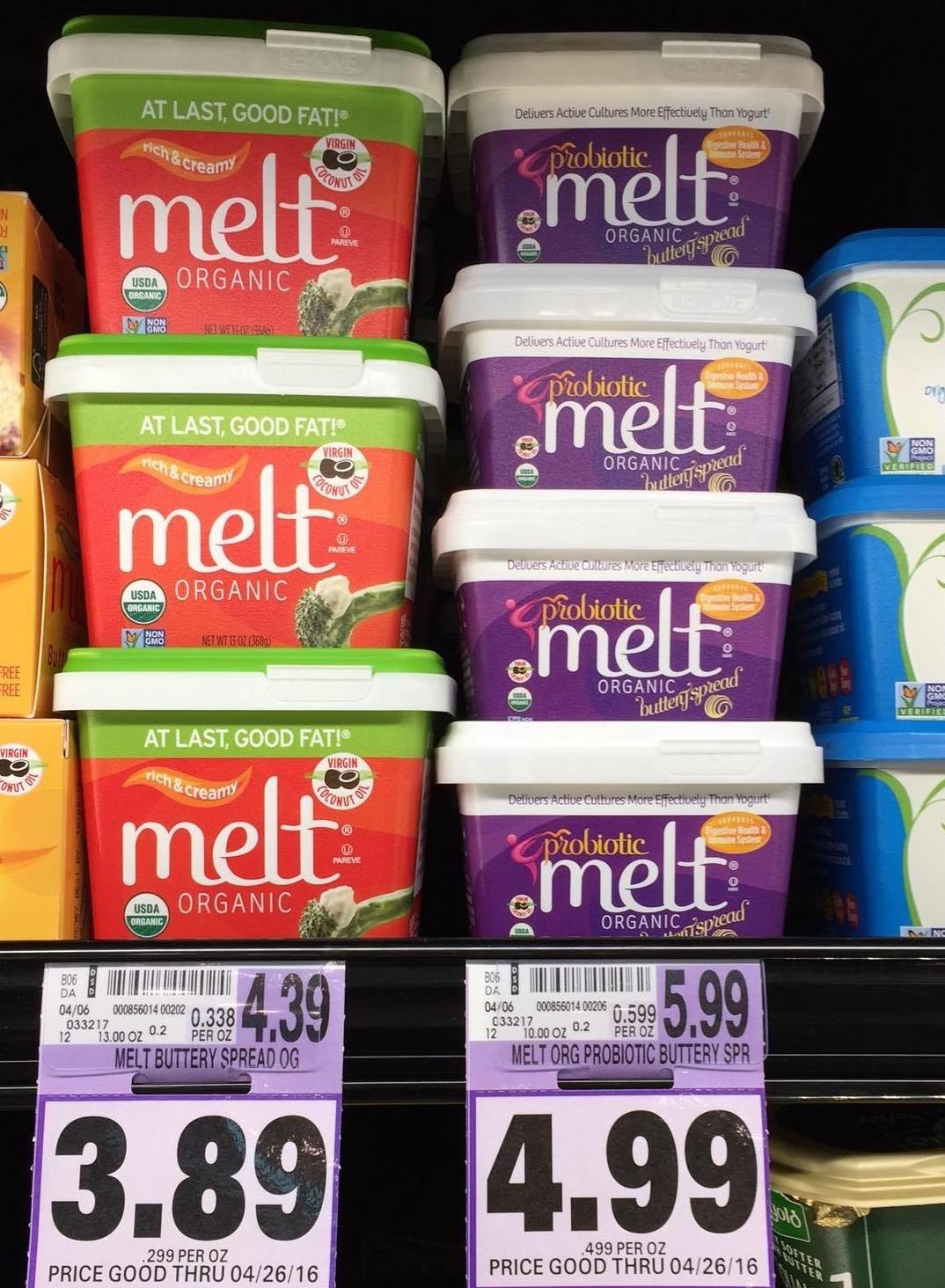 melt spread