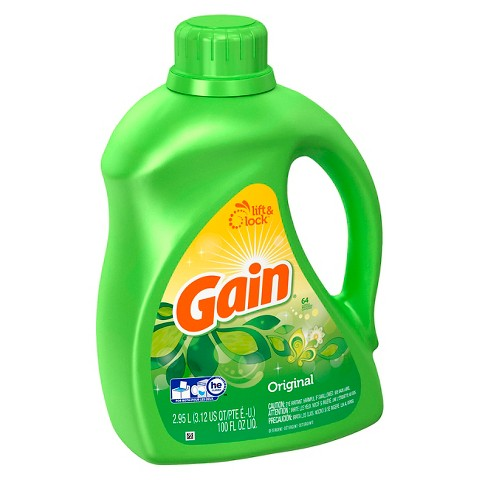 NEW $2 off Gain Laundry Detergent Coupon! - The Harris Teeter Deals