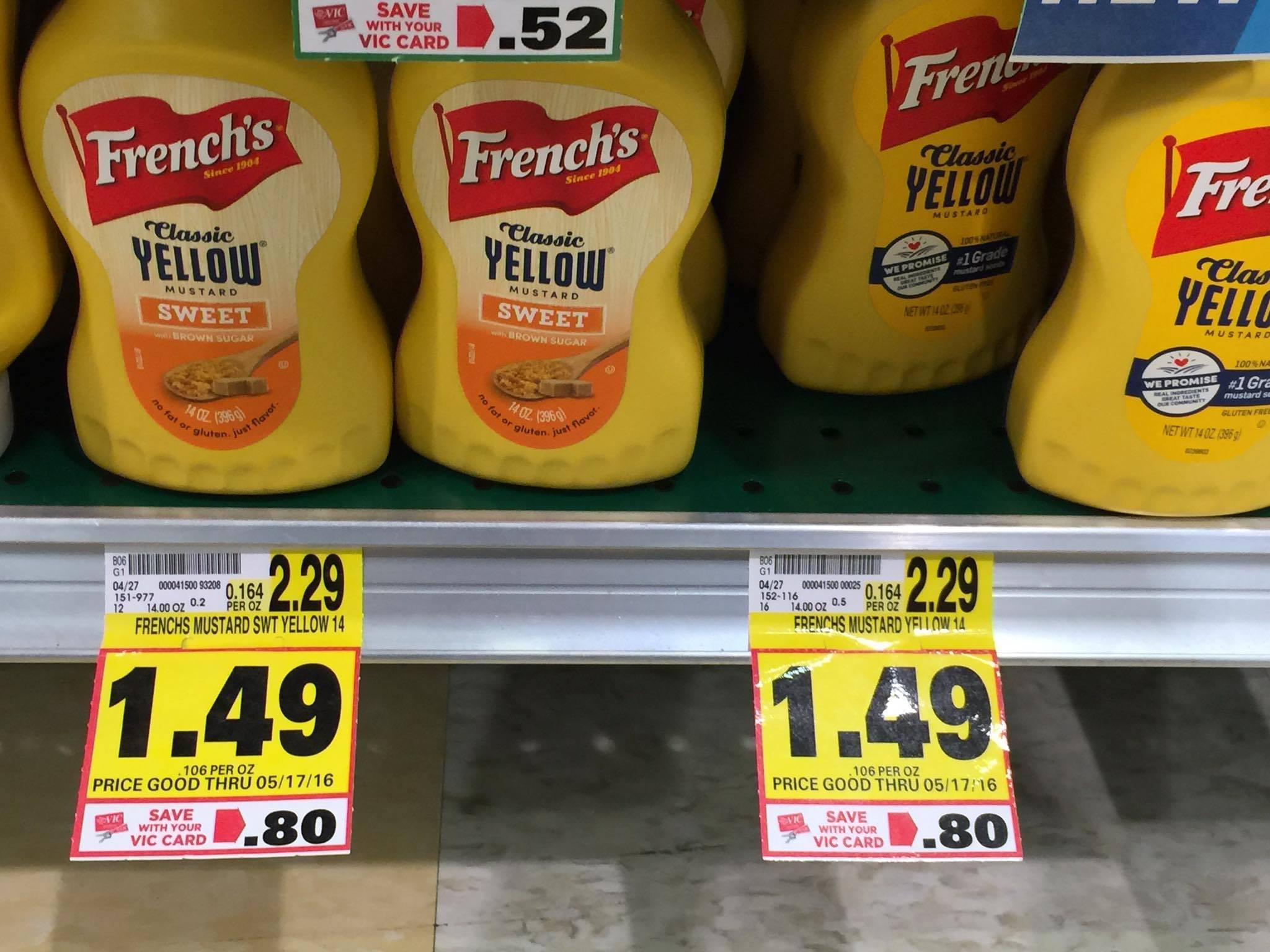 French's Mustard