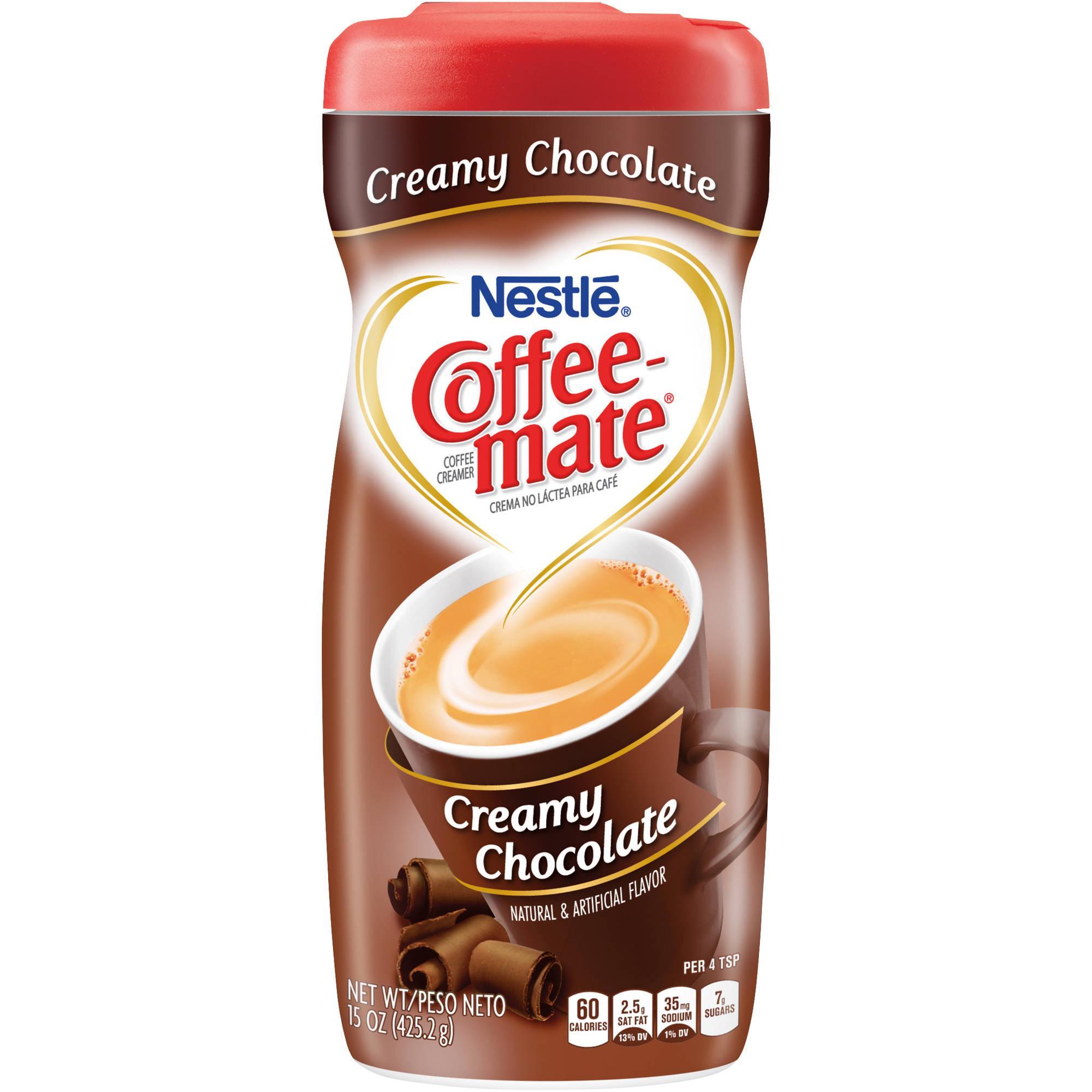 Coffee mate creamer coupon insert