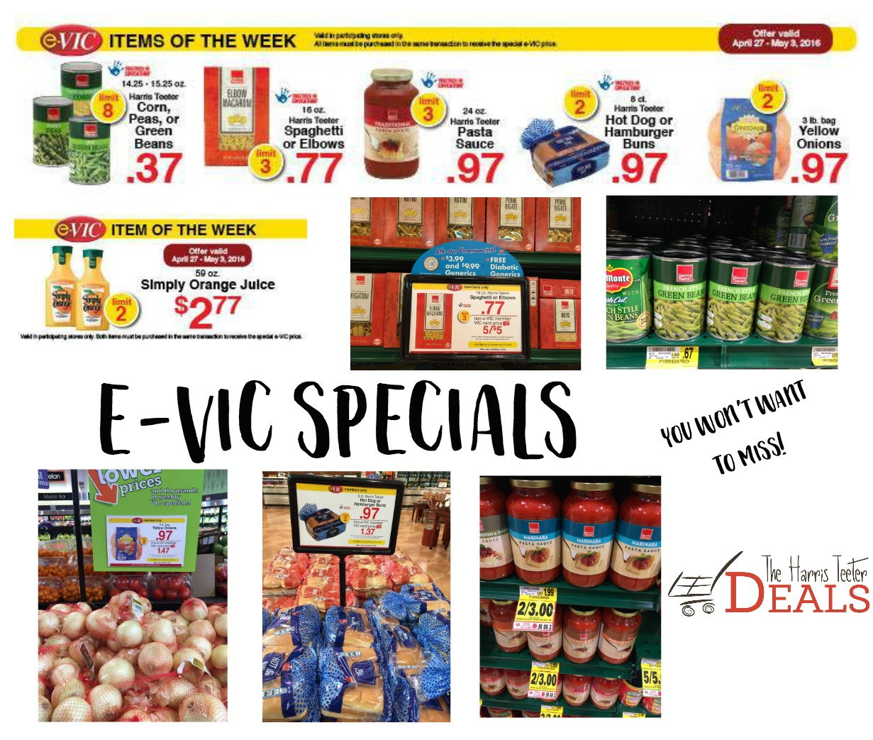 Coupons harris teeter specials