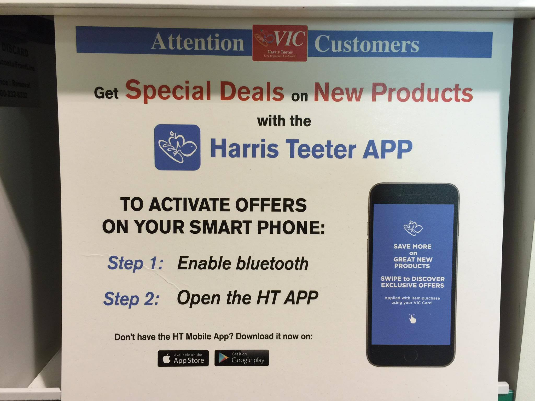 NEW Feature on the Harris Teeter App! {Have you tried it??} - The ...