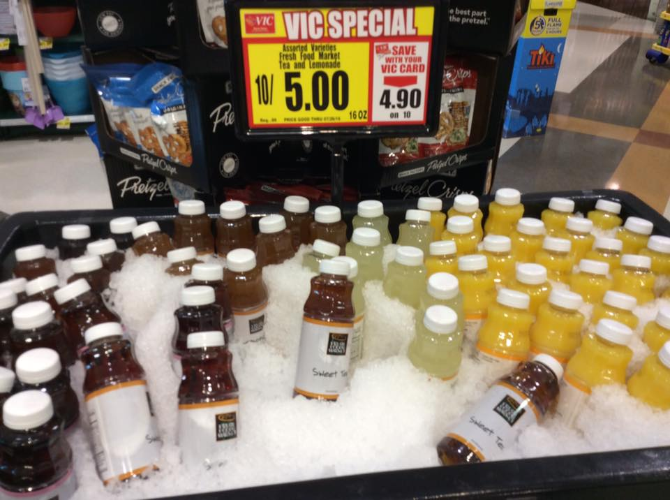 fresh foods market drinks