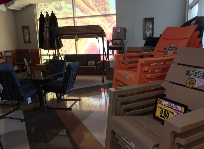 Summer Clearance 75 Off At Harris Teeter Furniture Fire Pits And