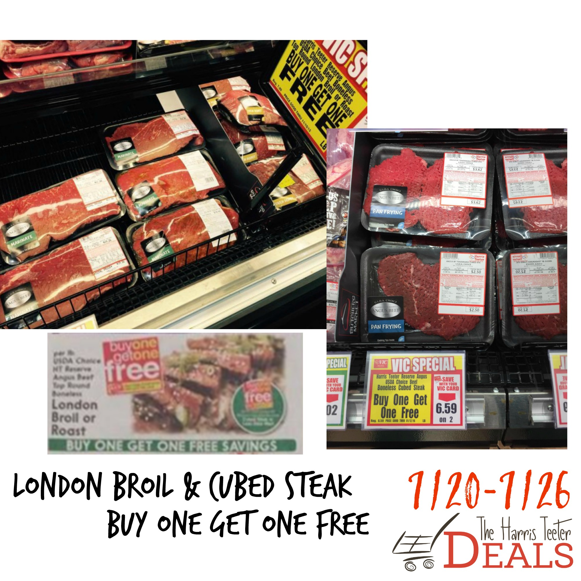 meat sale harris teeter