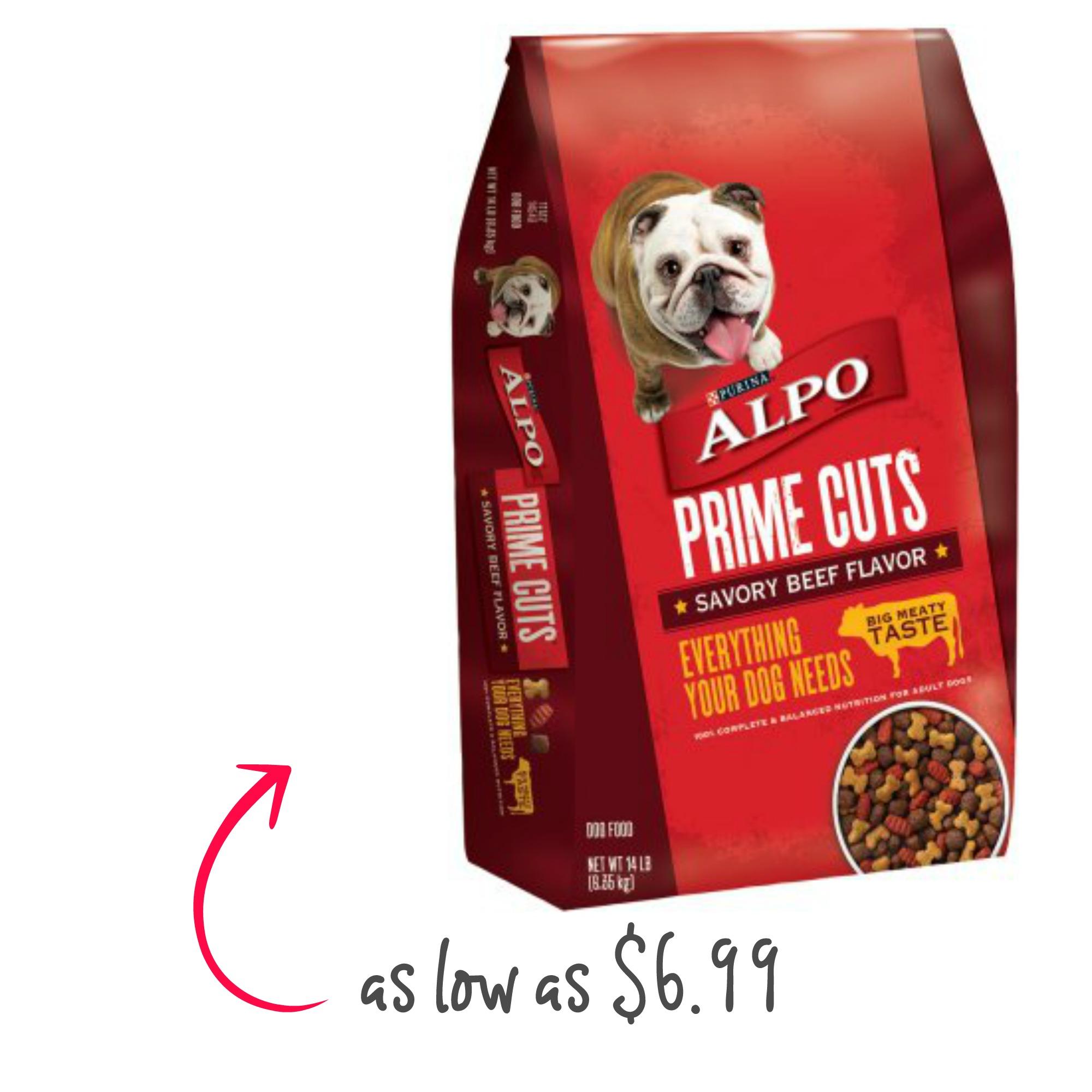 Alpo Dry Dog Food