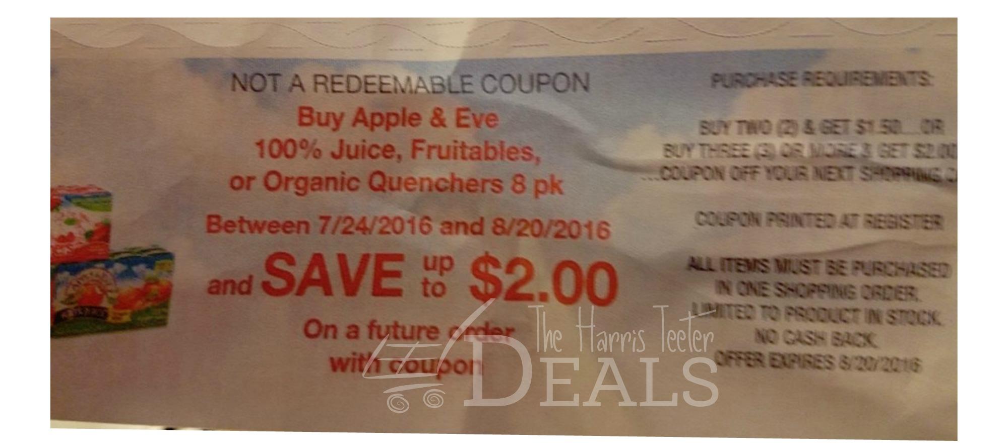 Catalina discounts coupons
