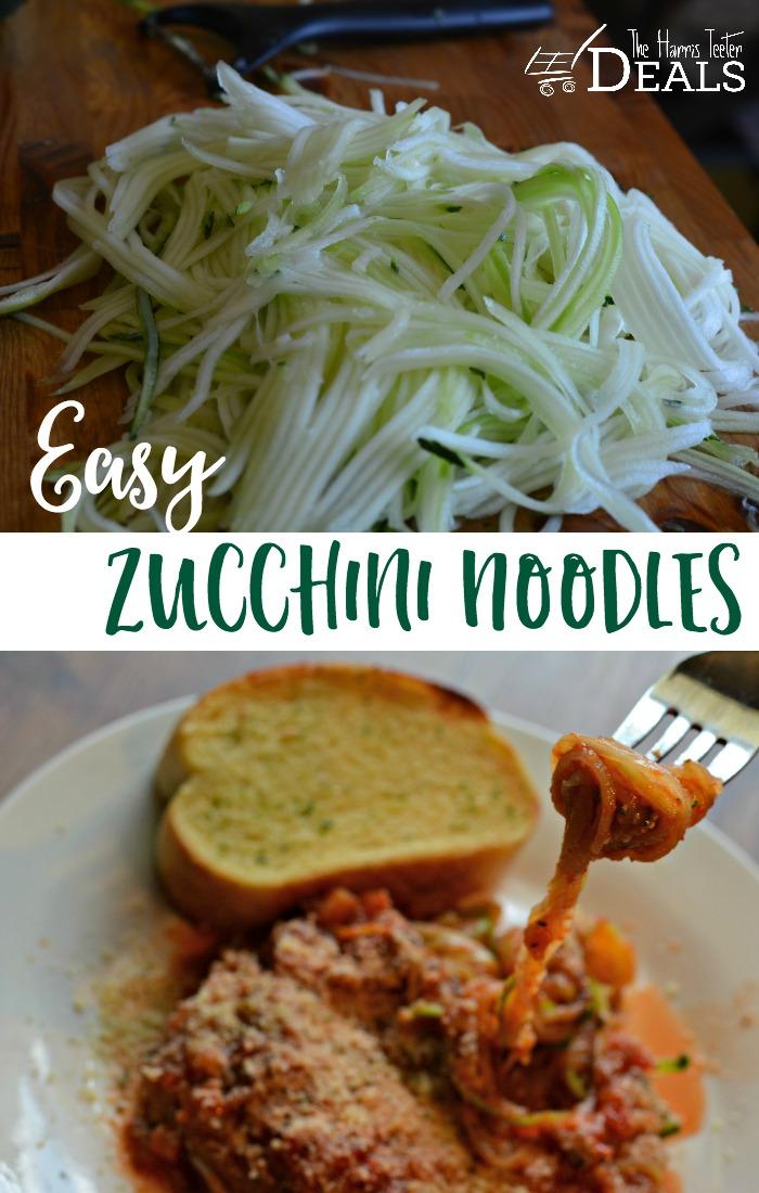 easyzucchininoodes