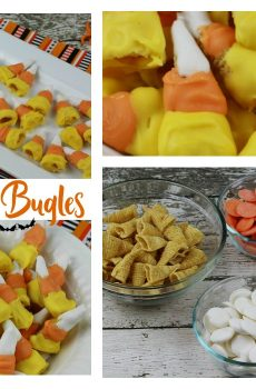 Candy Corn Bugles Recipe