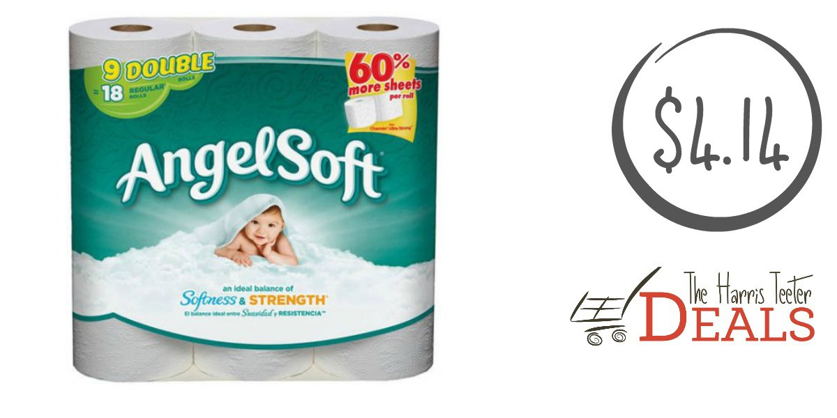 Coupon toilet paper angel soft