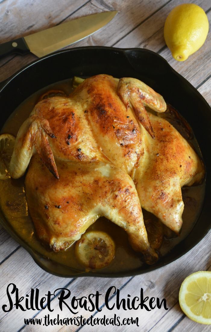 skillet-roast-chicken