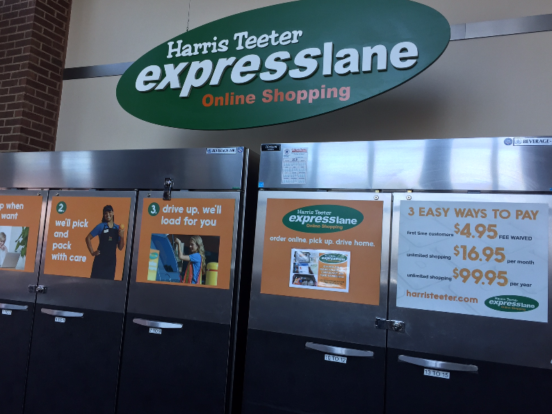 Harris teeter online shopping