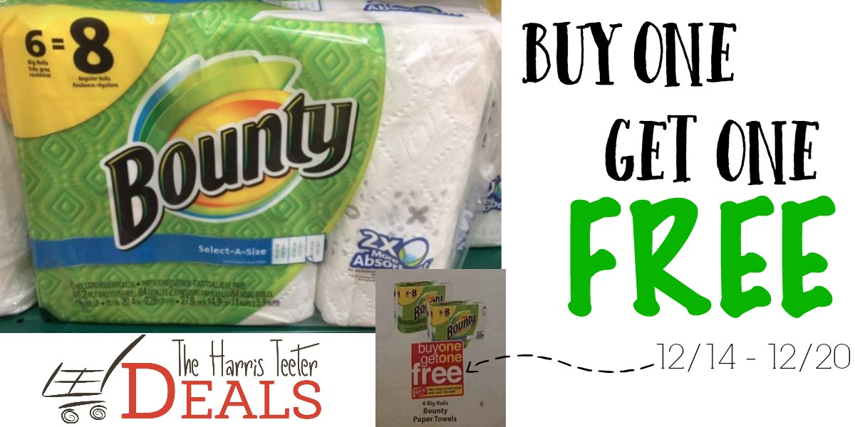 free bounty paper towel coupons