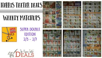 Harris Teeter Super Doubles Blitz {Rumored Deals 2/5 – 2/7}
