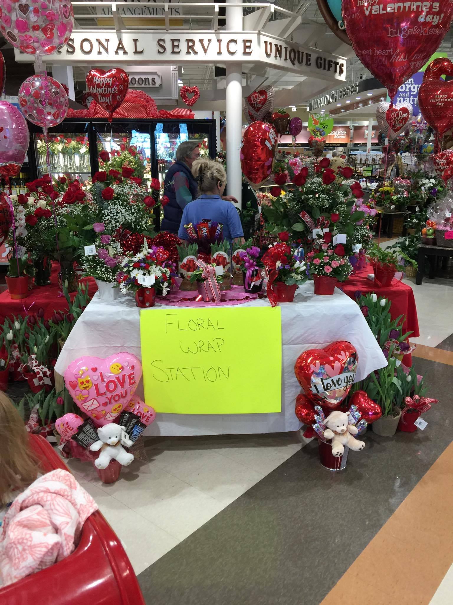 Head to Harris Teeter for Your Valentines Day Needs! - The Harris ...