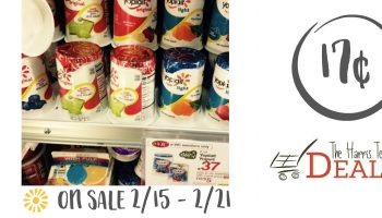 Upcoming Sale: Yoplait Yogurt just 17¢ at Harris Teeter {2/15 – 2/21}