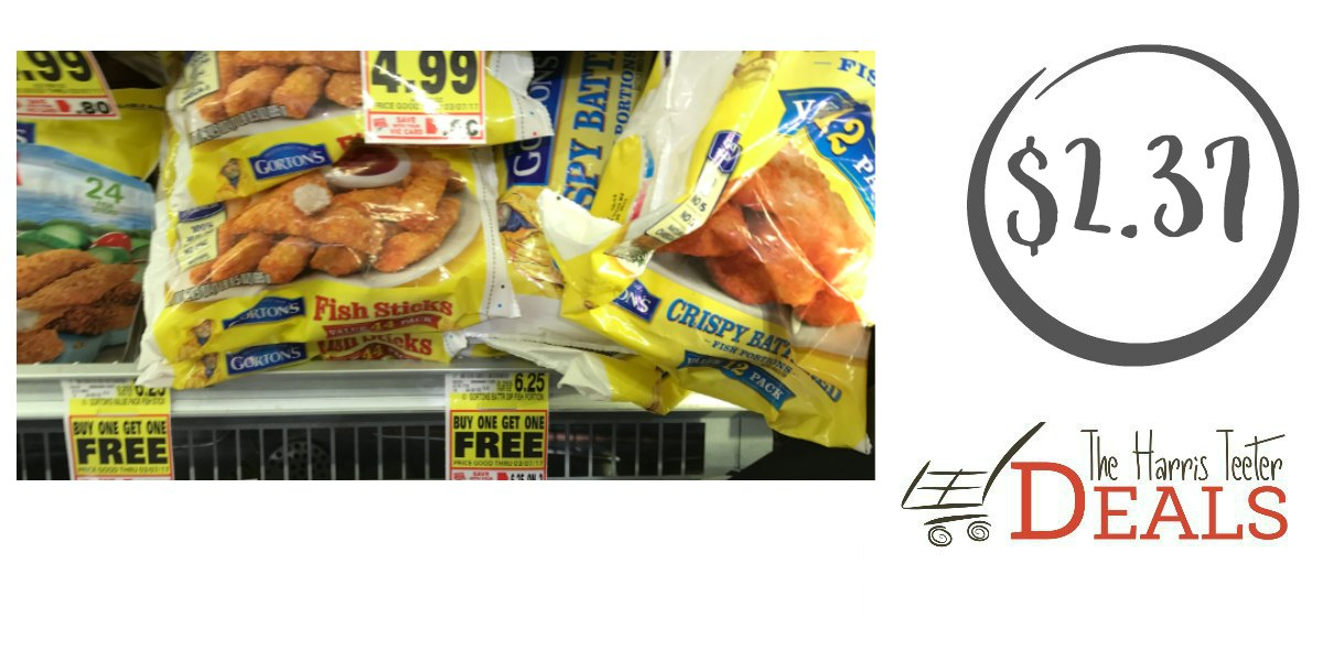 Gorton 39 s fish buy one get one free coupon and rebate for Gorton s fish coupons
