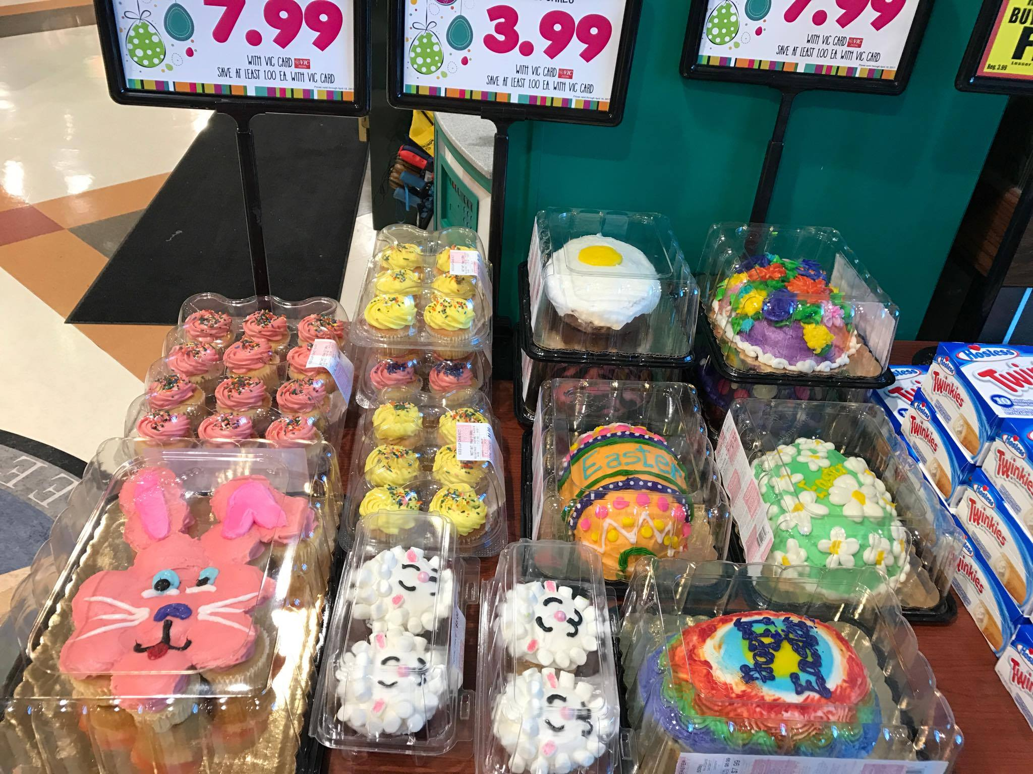 get your easter goodies and candy at harris teeter