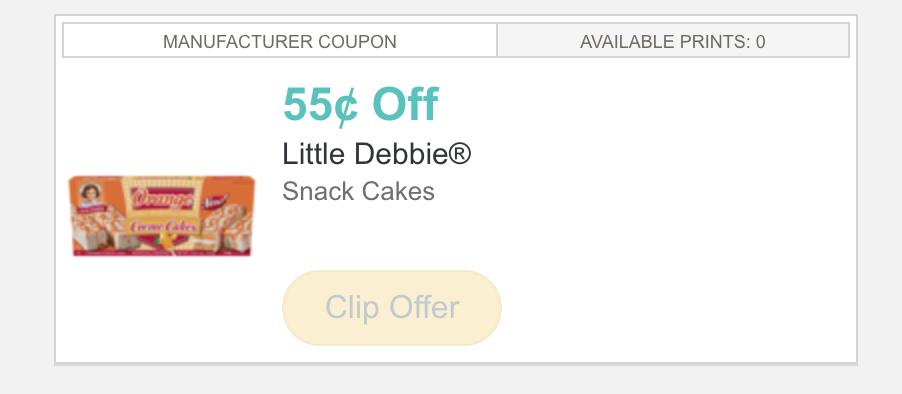 recipe: little debbie printable coupons 2017 [36]
