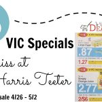 5 e-VIC Specials This Week