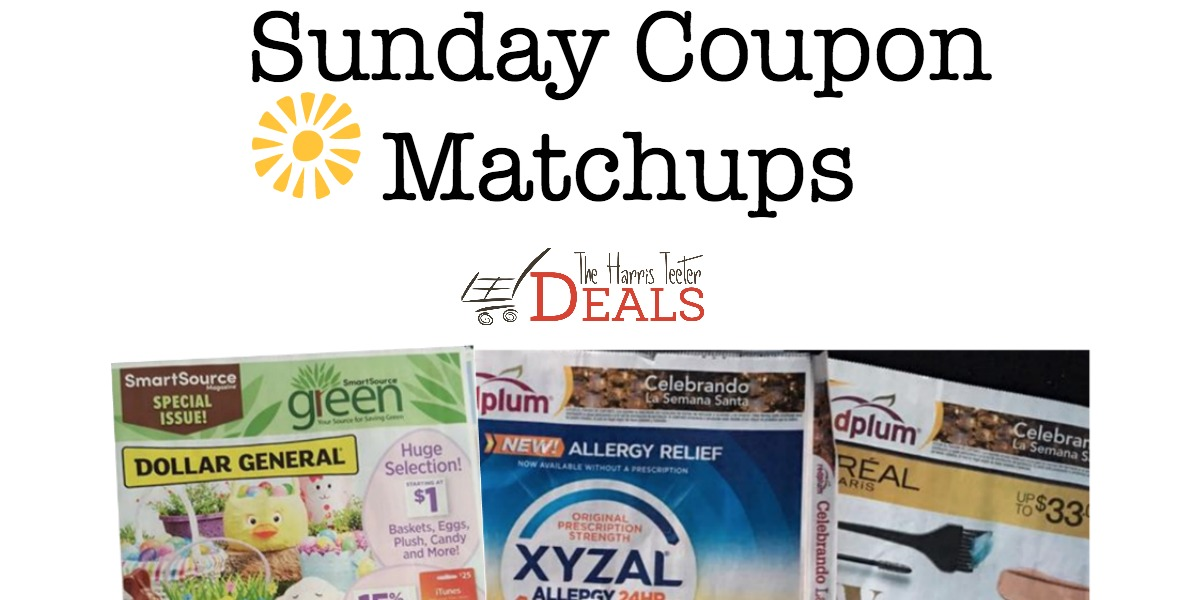 Sunday paper printable coupons