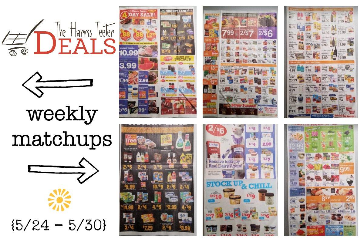 Weekly matchups coupons