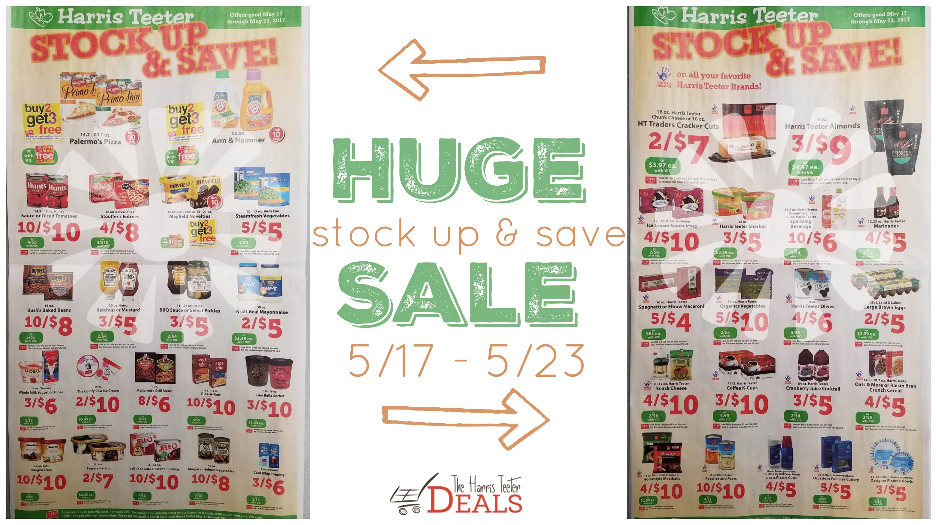 Stock Up and Save Sale