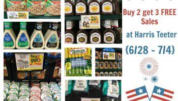 HUGE Buy 2 get 3 FREE Sales 6/28 – 7/4 {Nathan's, Shrimp, 29¢ Ken's Dressing and MORE!}