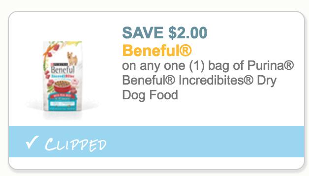 Purina beneful coupons