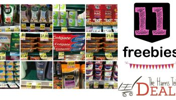 Eleven FREE Items at Harris Teeter THIS Week!