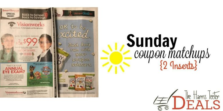 no coupons in sunday paper Was something missing from last weekend's paperthe p&g insert it appears that all coupon insert traditions are being broken (note: normally there are no coupon inserts on holiday weekends) and there will be a p&g insert in this weekend's paper 😉.