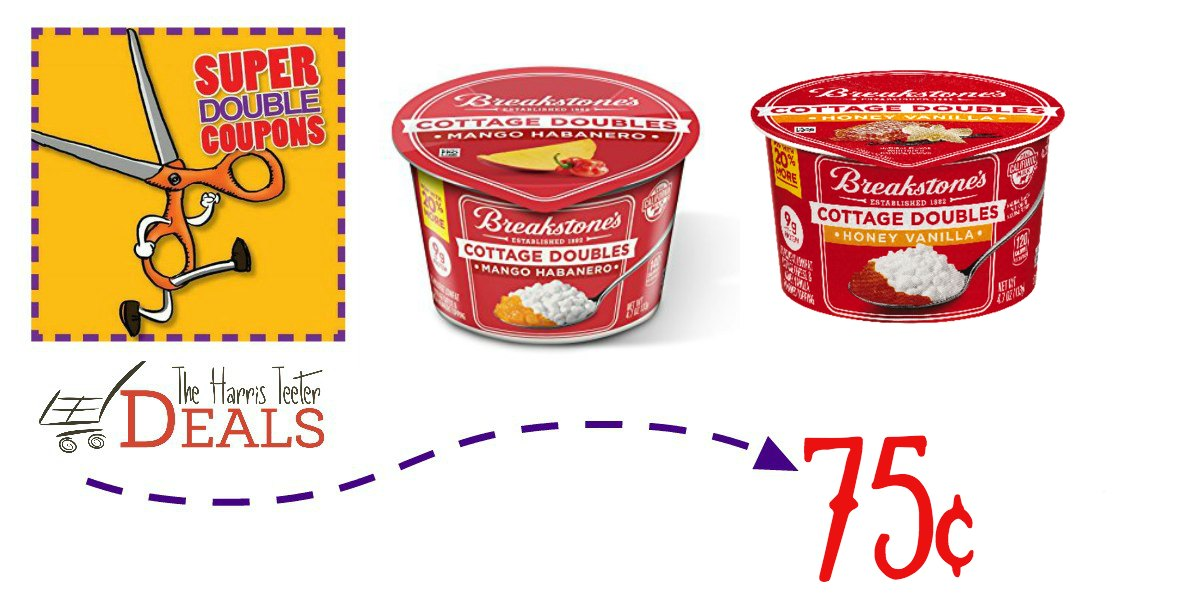 Breakstones Cottage Cheese Double Coupon 75c Today
