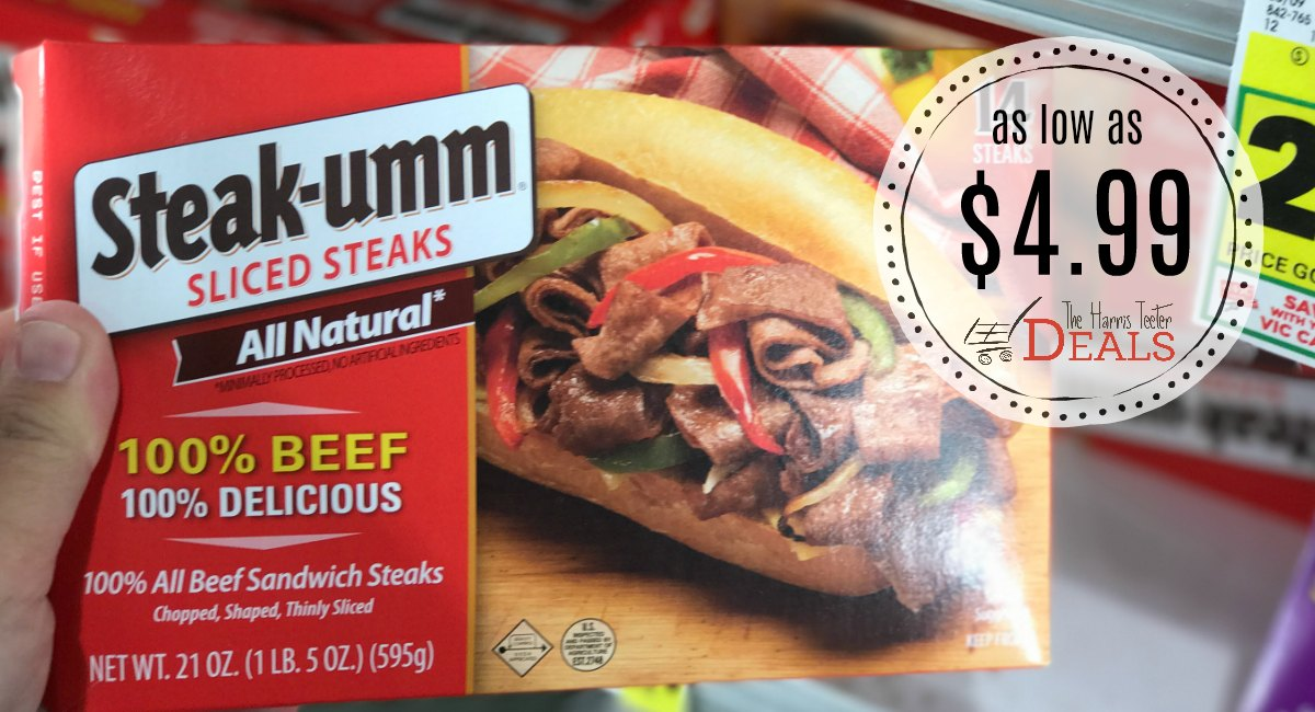 Steak umm coupons