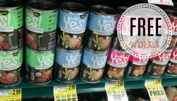FREE Well Yes! Soup at Harris Teeter!