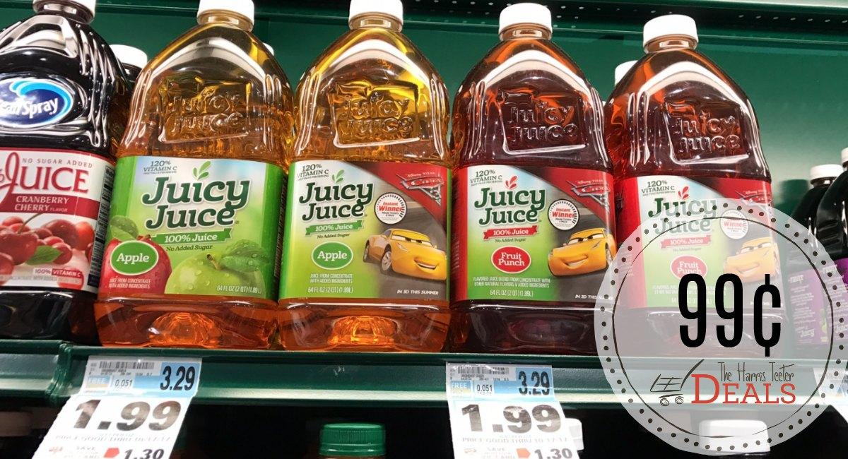 Juicy Juice Cherry