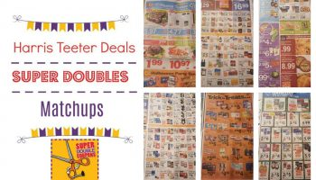 Harris Teeter Super Doubles 10/29 – 10/31 Printable List