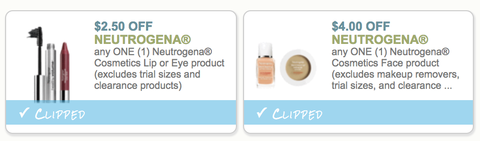 NEW Cosmetic Coupons to Print + ALL Cosmetics 30% off at Harris Teeter + Buy $25 save $5 Promo!