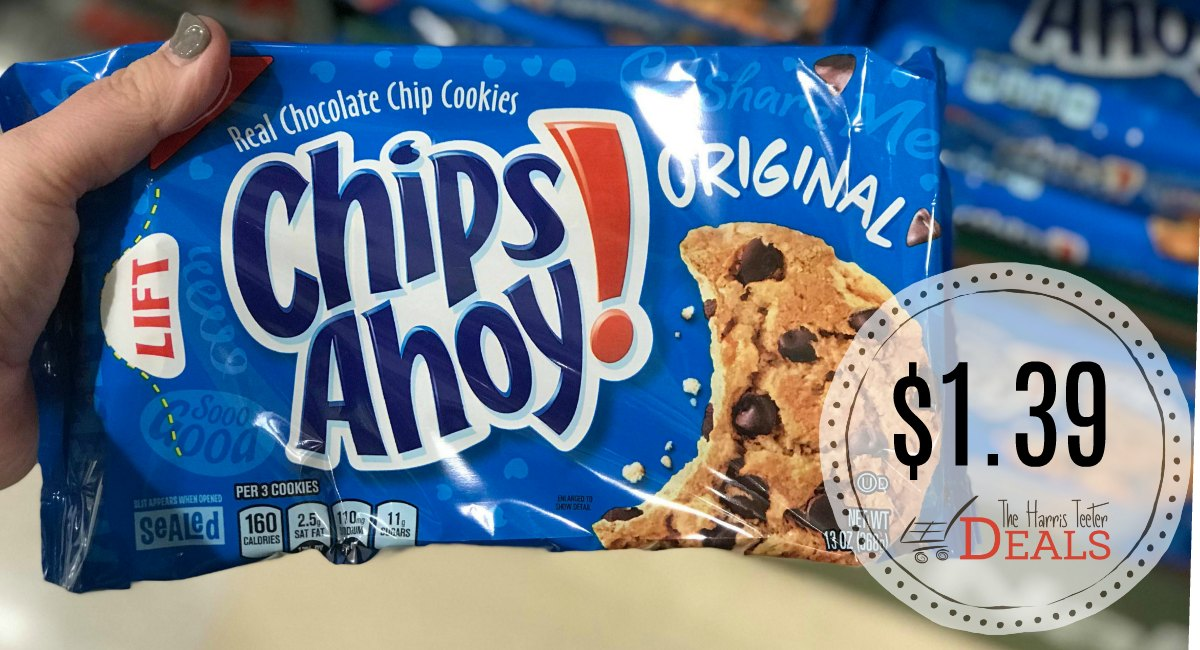 photo regarding Chips Ahoy Coupons Printable known as Chips Ahoy acquire a person order a person No cost + Coupon! - The Harris