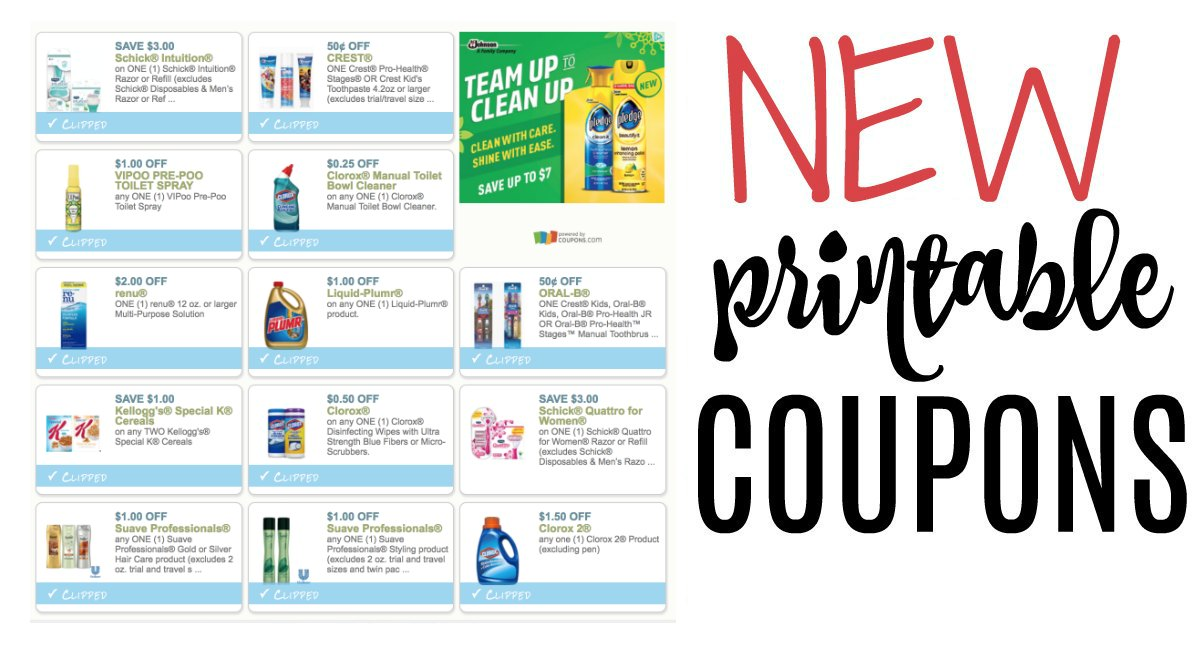 picture about Crest Printable Coupons known as Fresh new Printable Coupon codes - The Harris Teeter Offers